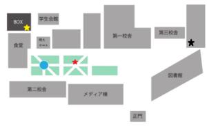 新歓MAP